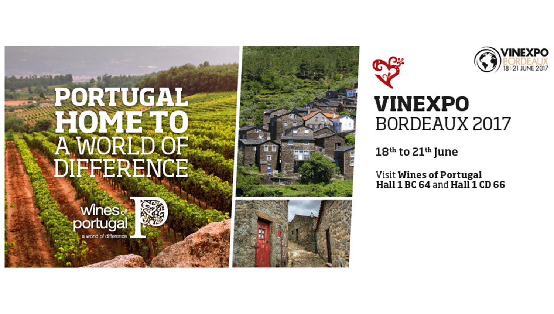 ViniPortugal leva 40 produtores nacionais a Bordéus