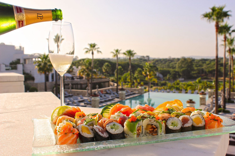 Novo Sushi Corner no Lago Lounge do Conrad Algarve