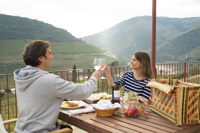 Symington promove piqueniques com vista para o Douro