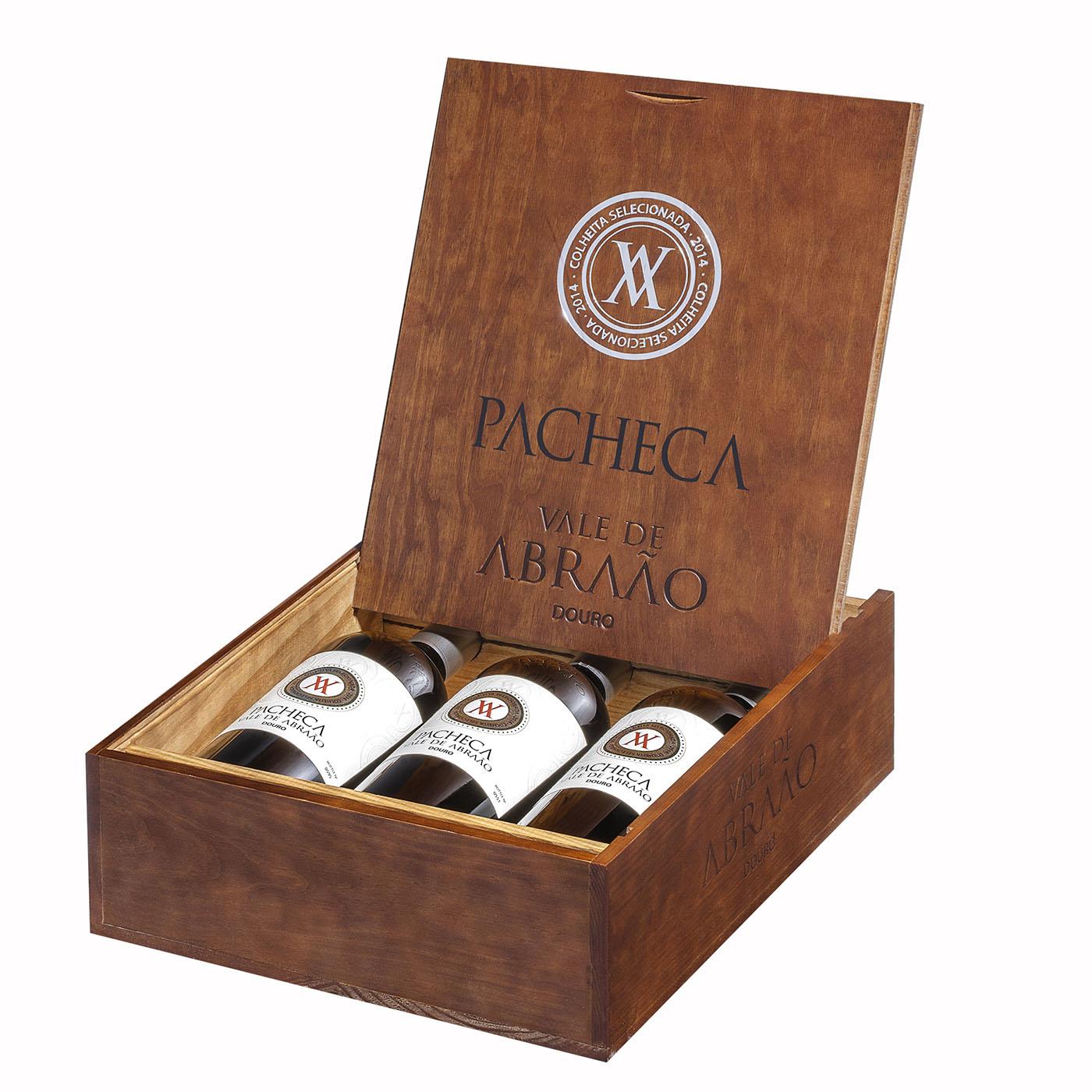 Novos vinhos da Quinta da Pacheca