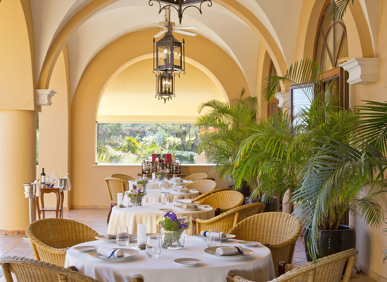 O restaurante Vistas inaugura o ciclo de jantares