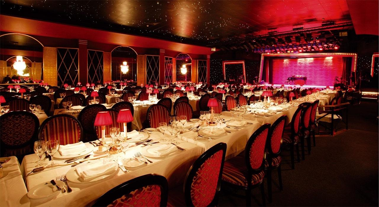 Jantares temáticos todos os sábados no Casino de Espinho