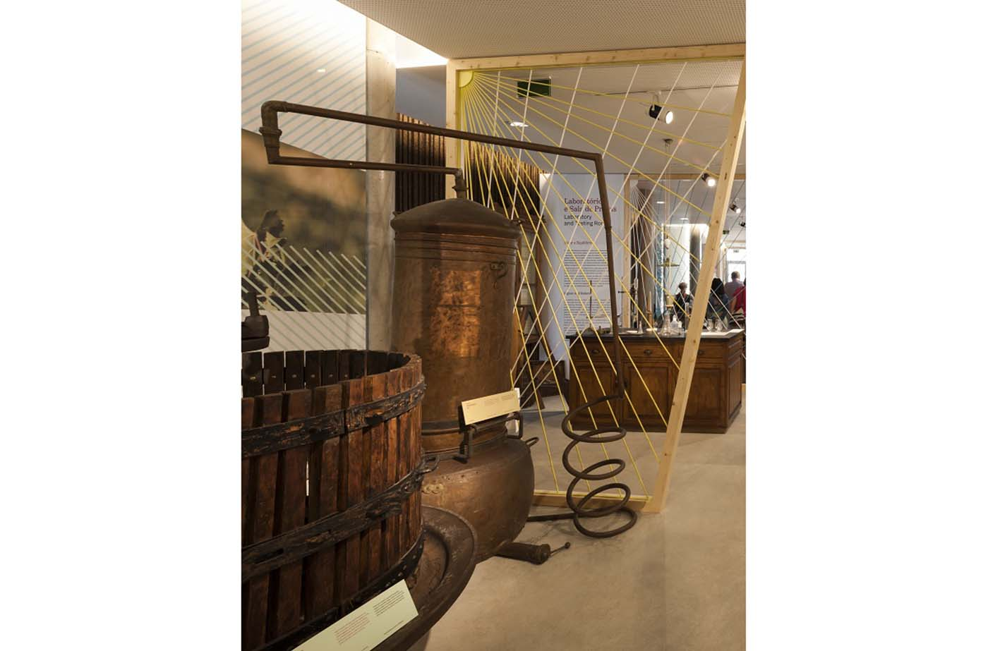Novo Museu no Douro na Quinta Nova Nossa Senhora do Carmo