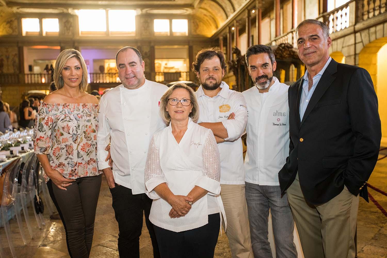 """Chef's nacionais reúnem-se para a 3ª edição do """"Jantar do ano"""""""