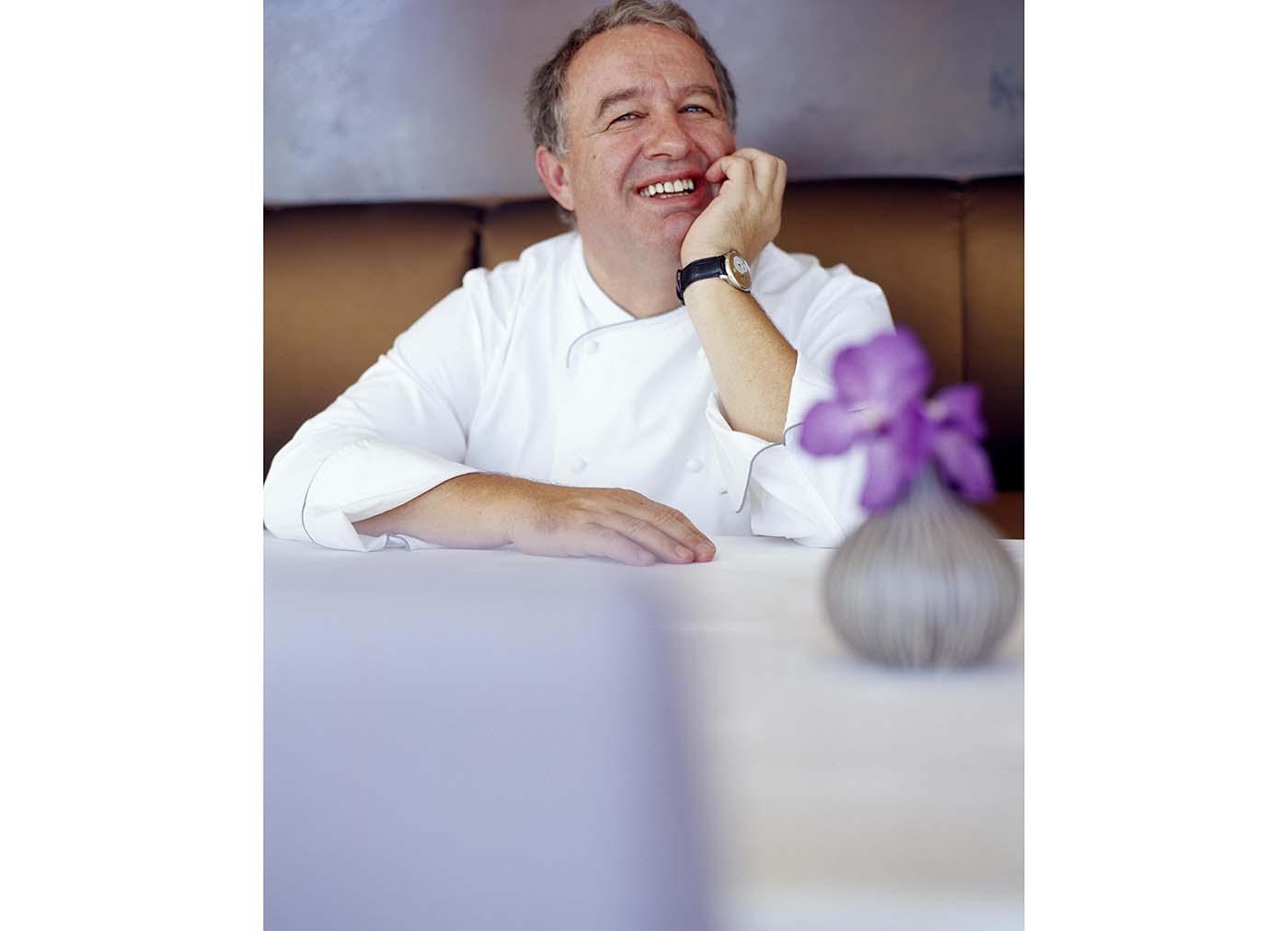 Restaurante Eleven apresenta carta inspirada na vida do Chef Joachim Koerper
