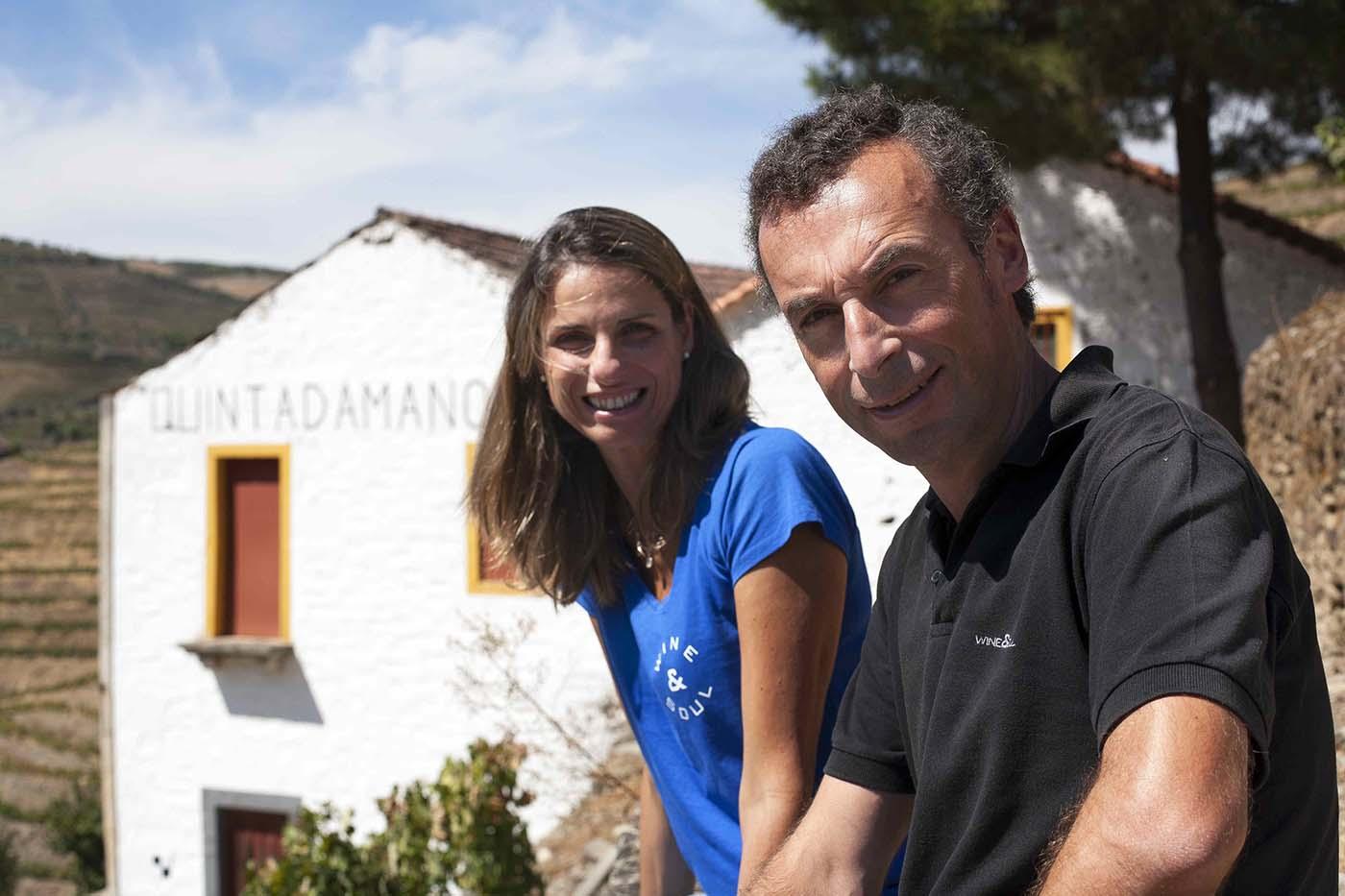 As colheitas 2015 de Sandra Tavares e Jorge Serôdio Borges