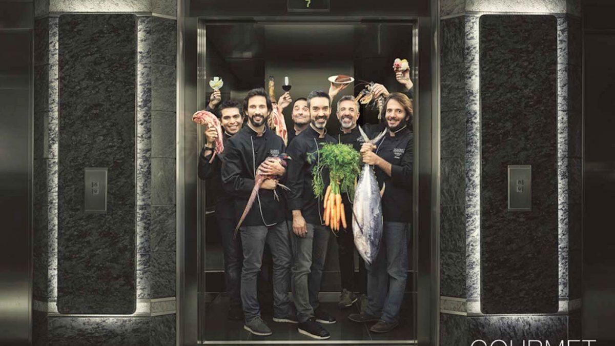 7º Piso do El Corte Inglés transformado num espaço gastronómico único
