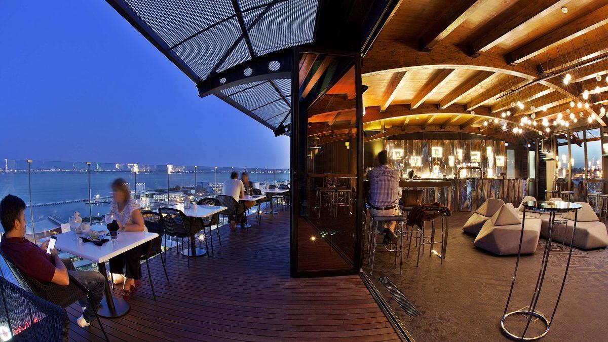 Sky Bar Tivoli Oriente