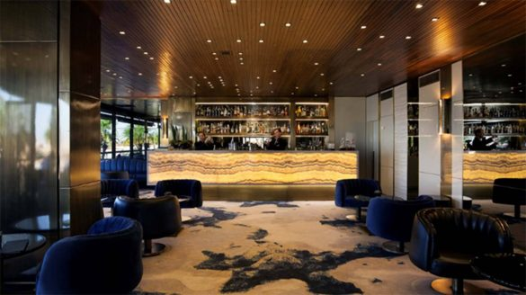 Renovado Bar S. Jorge do Altis Grande Hotel