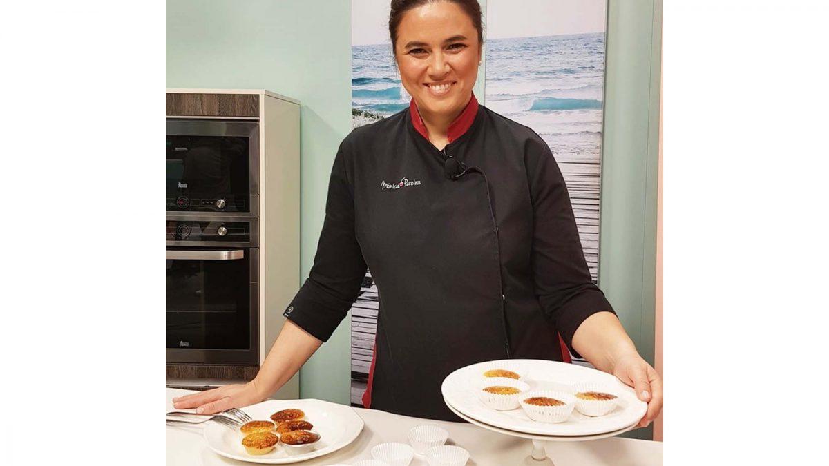 Nova ação de formação da chef Mónica Pereira em Ponta Delgada