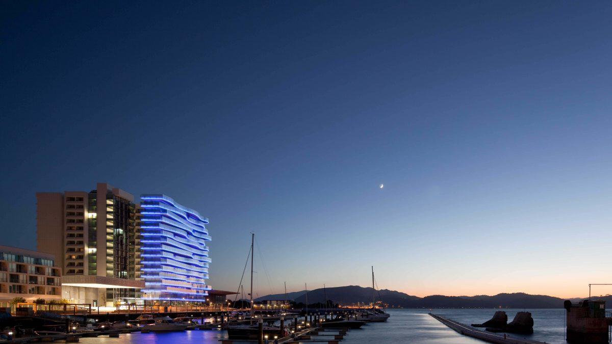 Passagem de ano no Tróia Design Hotel