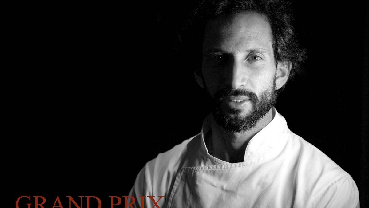 José Avillez  com Grand Prix de l'art de la cuisine