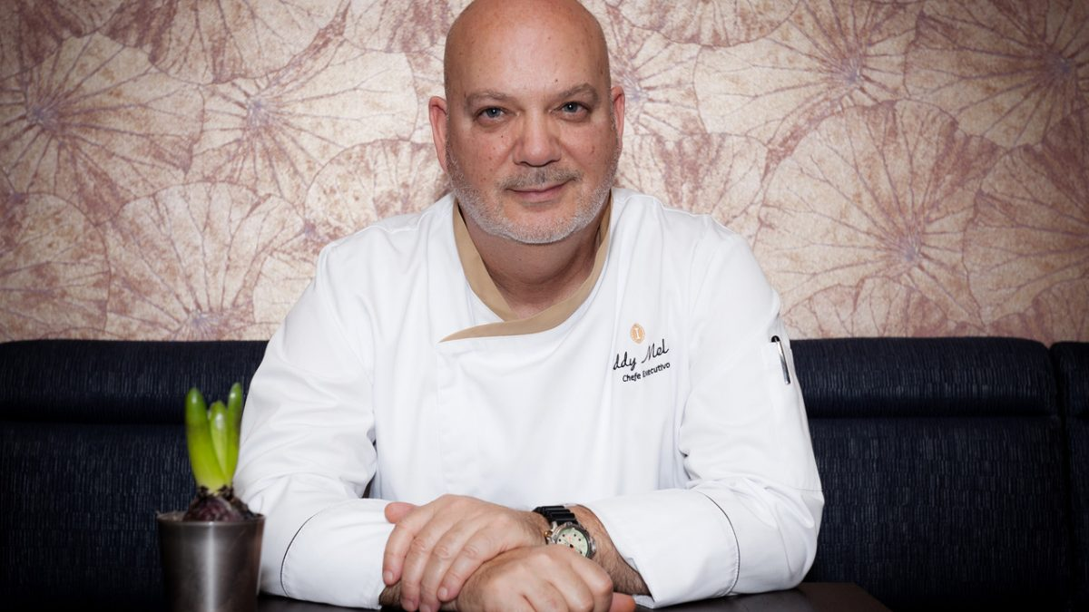 Chef Eddy Melo participa na 4ª edição do Gôut de France