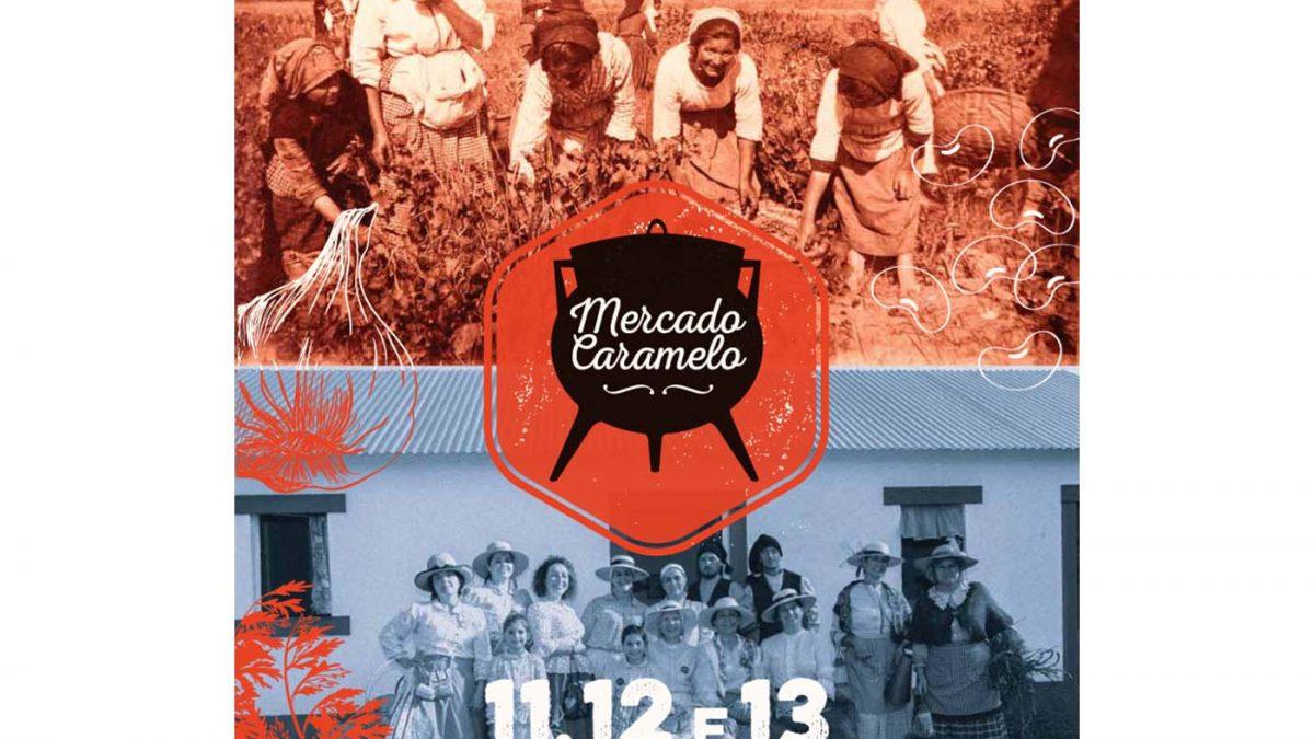 Pinhal Novo volta a receber o Mercado Caramelo