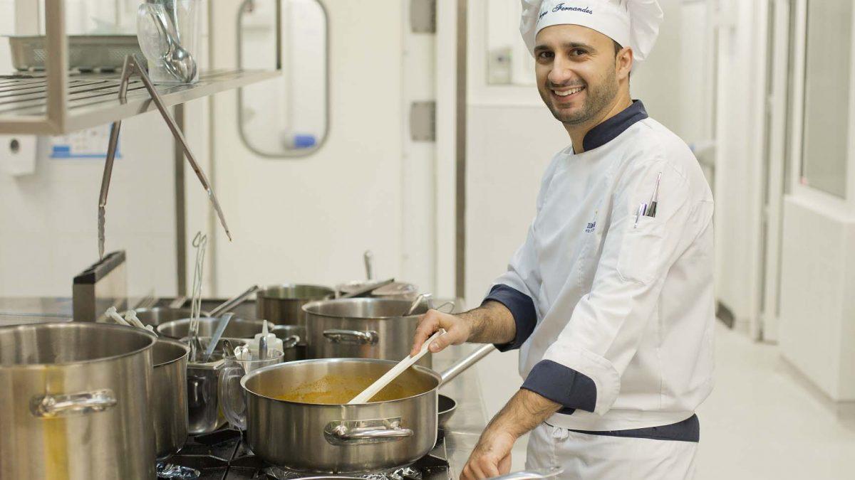 Iberostar Lisboa apresenta chef Jorge Fernandes