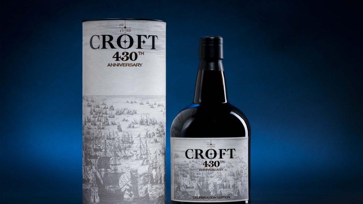 Edição limitada dos 430 anos de Porto Croft