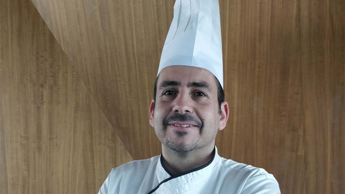Novo Chef Executivo no Porto Palácio Hotel