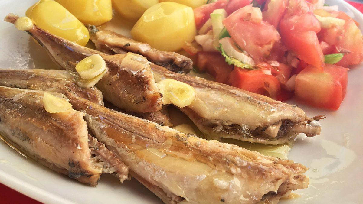 Carapaus Alimados – o típico prato Algarvio
