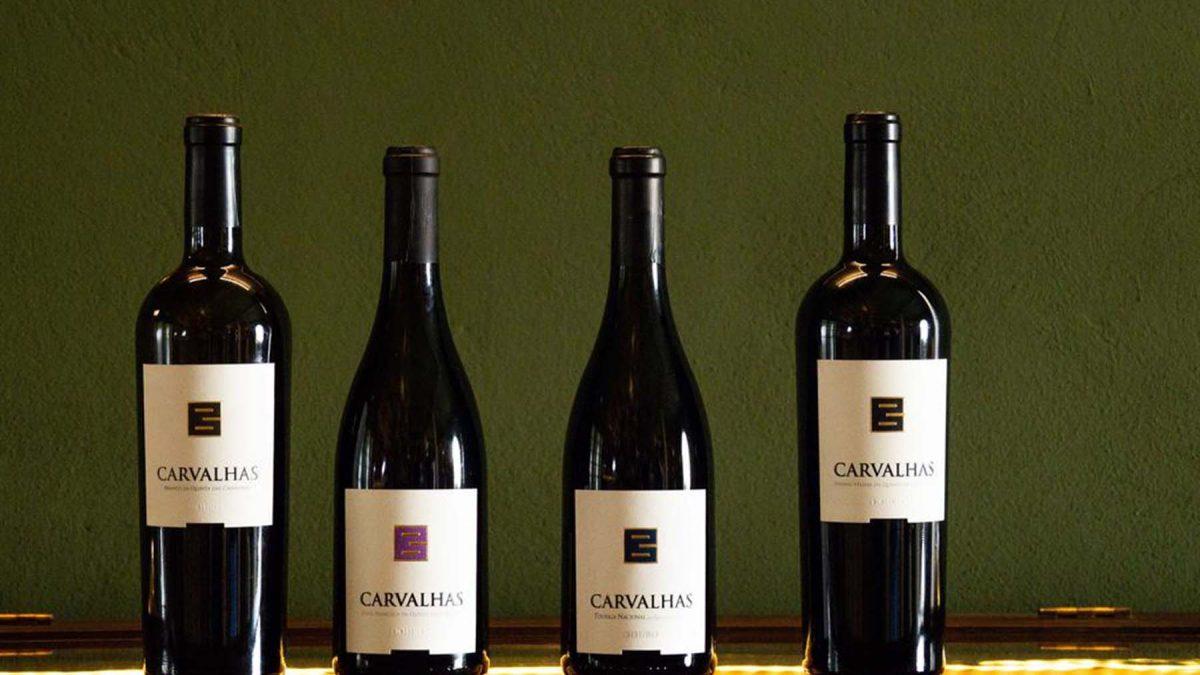 Novos vinhos da Real Companhia Velha