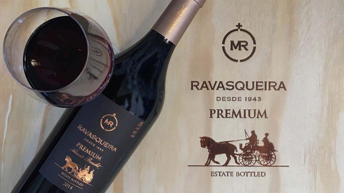 Premium Alicante Bouschet do Monte da Ravasqueira