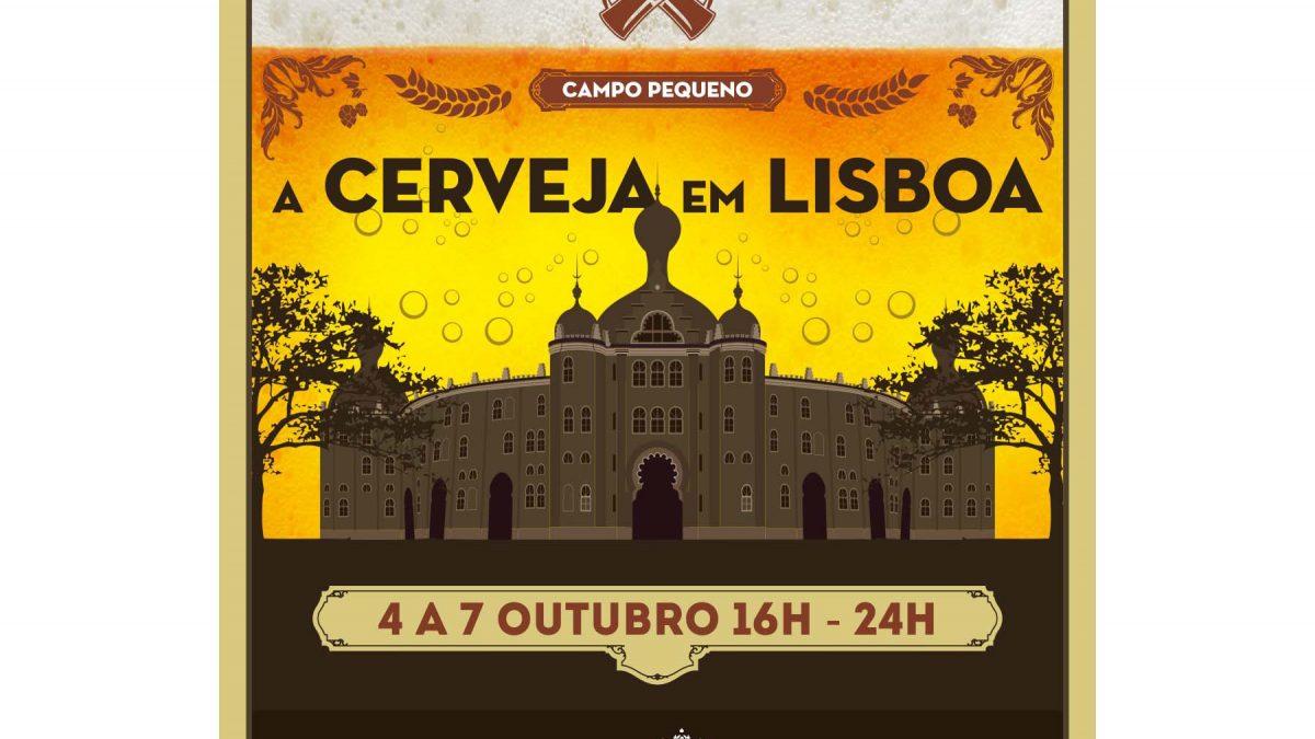 A Cerveja em Lisboa regressa ao Campo Pequeno