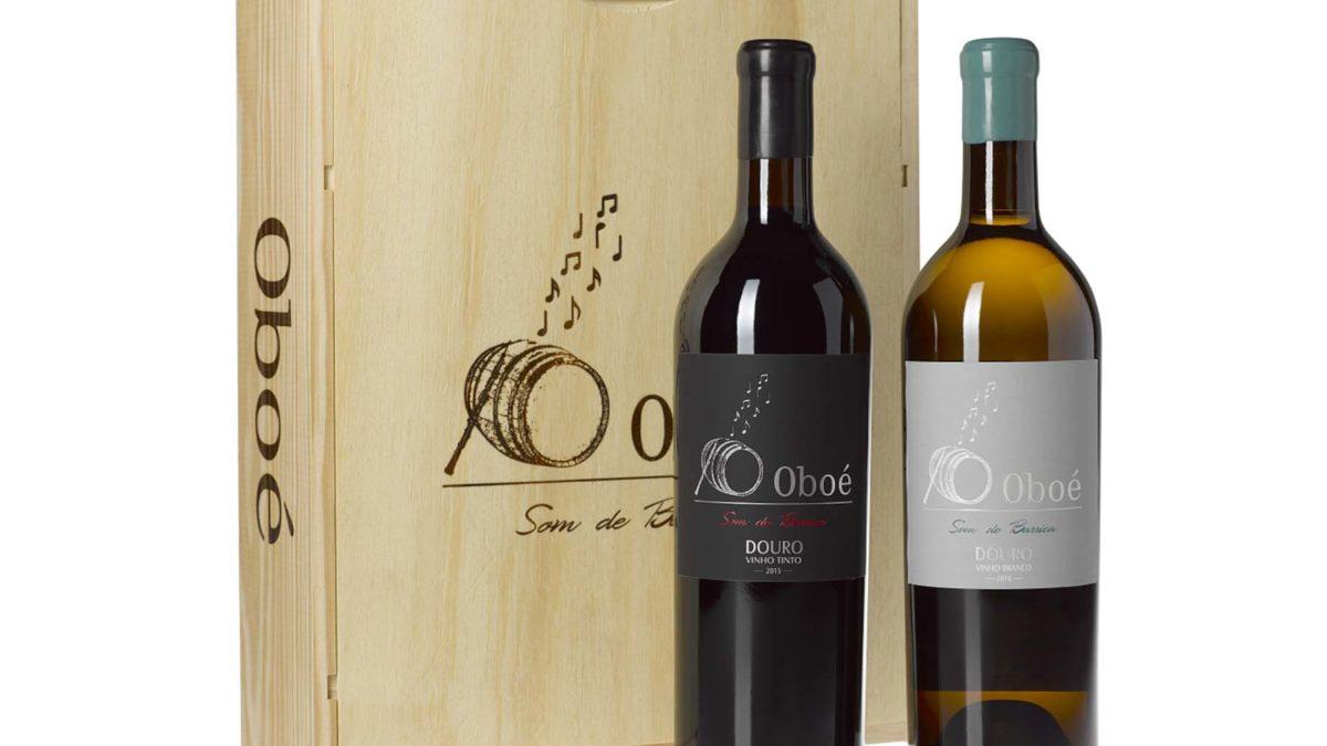 Som de Barrica dos vinhos Oboé