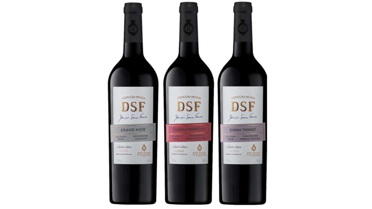 Novos tintos da Colecção Privada DSF