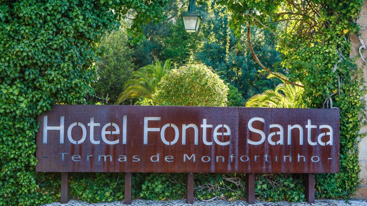 Natal no Fonte Santa Hotel