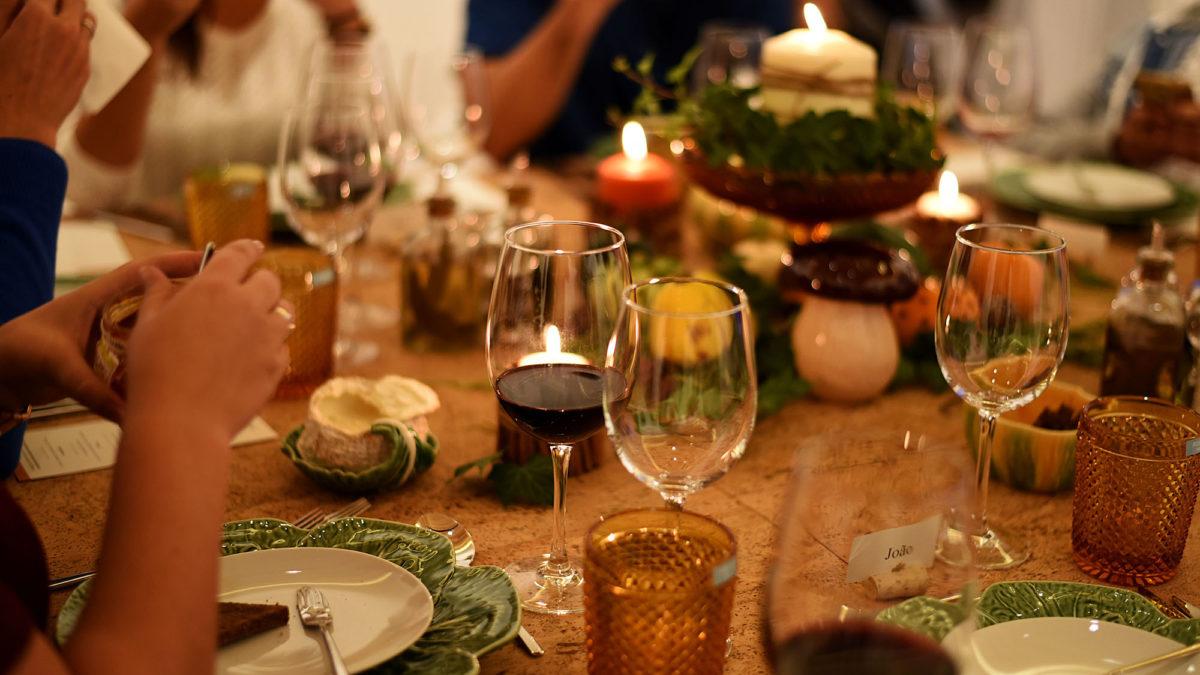 Jantares de Natal no Mar d'Estórias