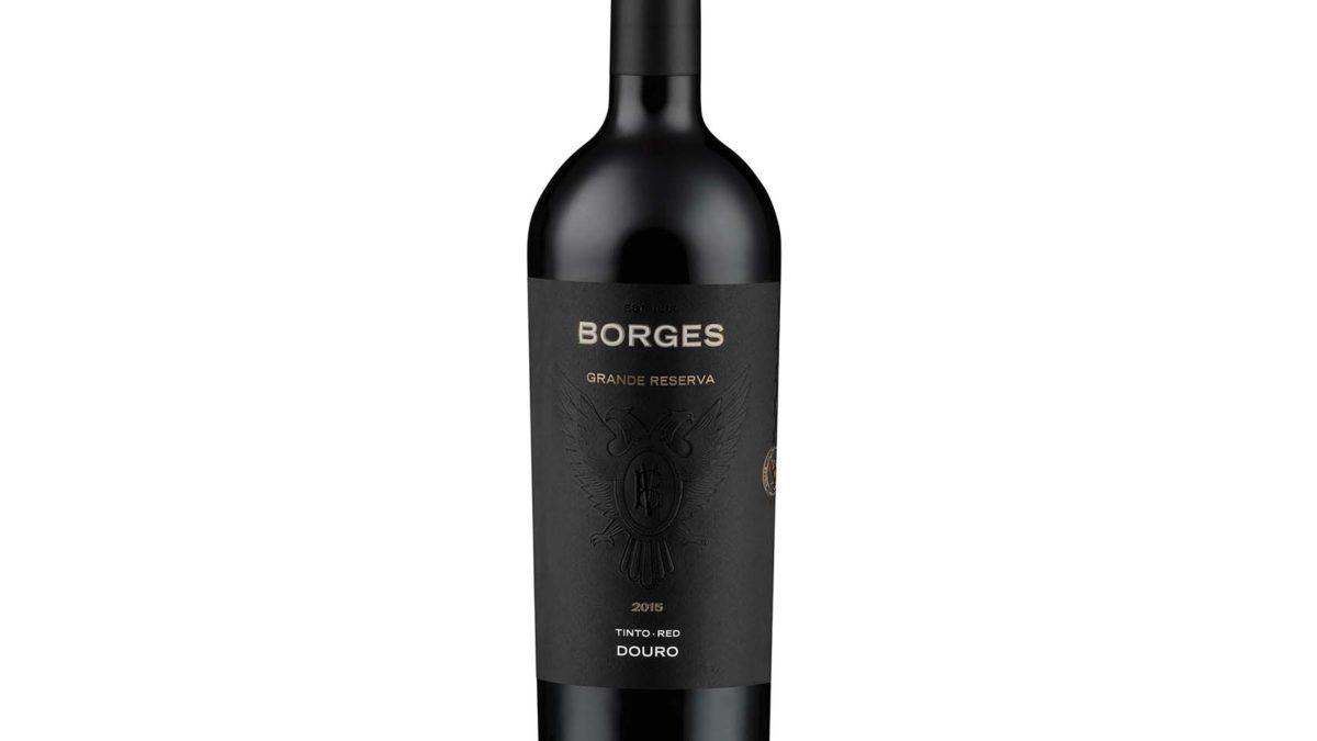 Borges Grande Reserva Douro Tinto 2015