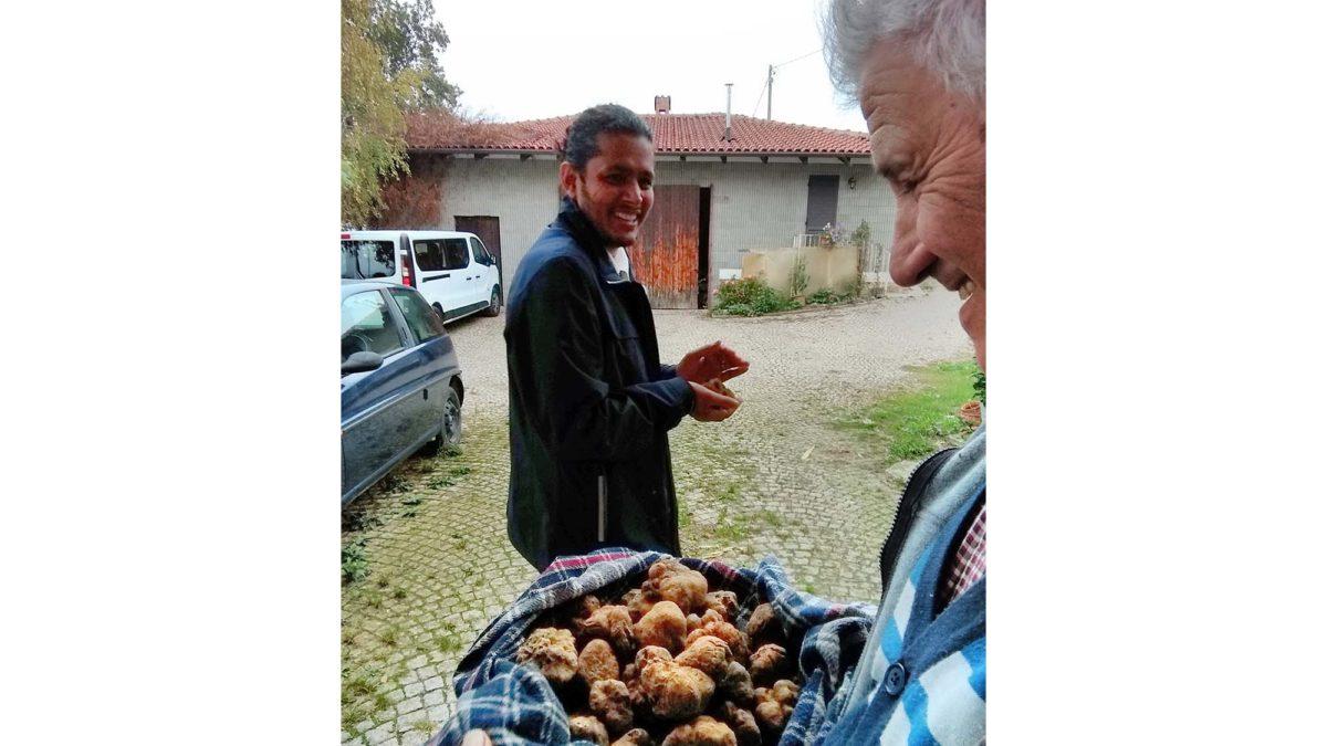 Série documental 'Taste of Italy', com chef Tanka Sapkota