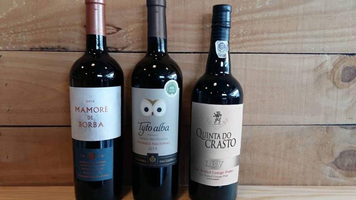 12º Painel de Avaliação de Vinhos Portugueses