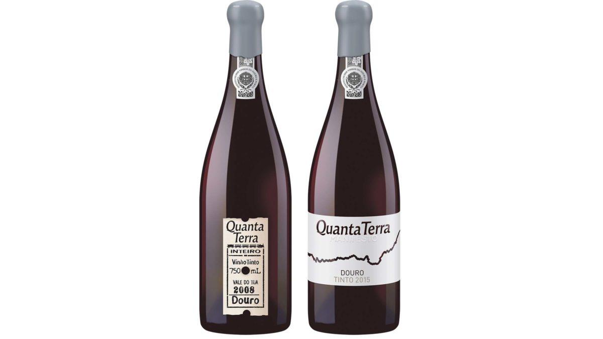 Quanta Terra lança dois novos vinhos