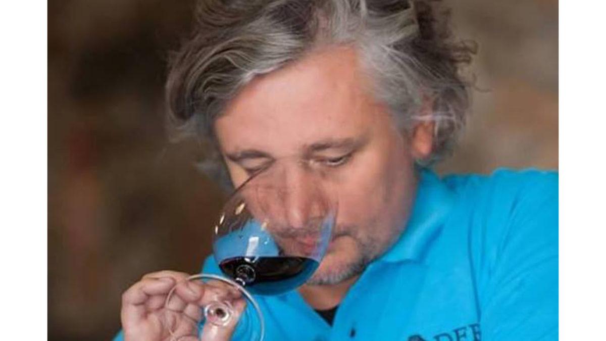 Enólogo Pedro Sequeira
