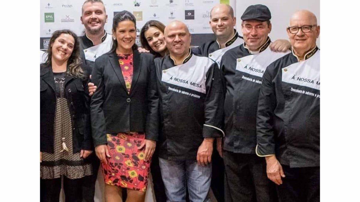 """""""À Nossa Mesa"""" junta chefs da zona centro do país"""