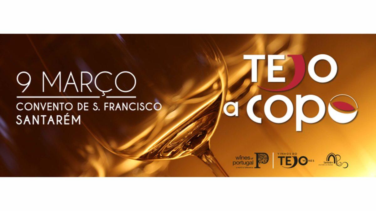 'Tejo a Copo 2019' a 09 de Março em Santarém
