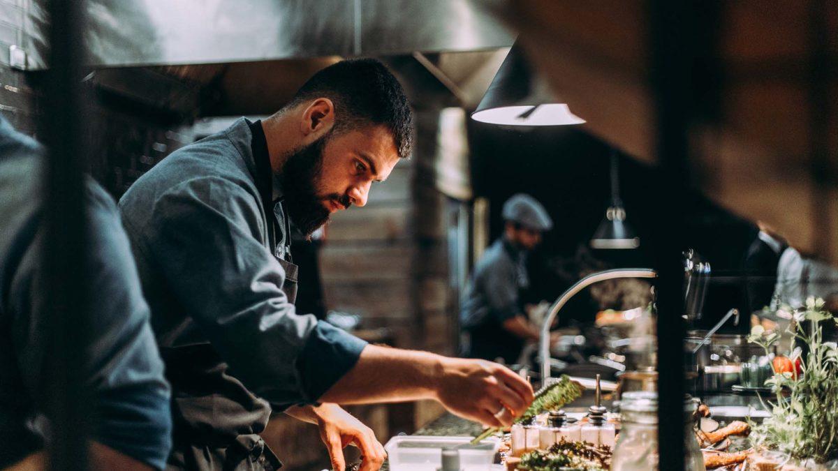 Erva, uma nova cozinha