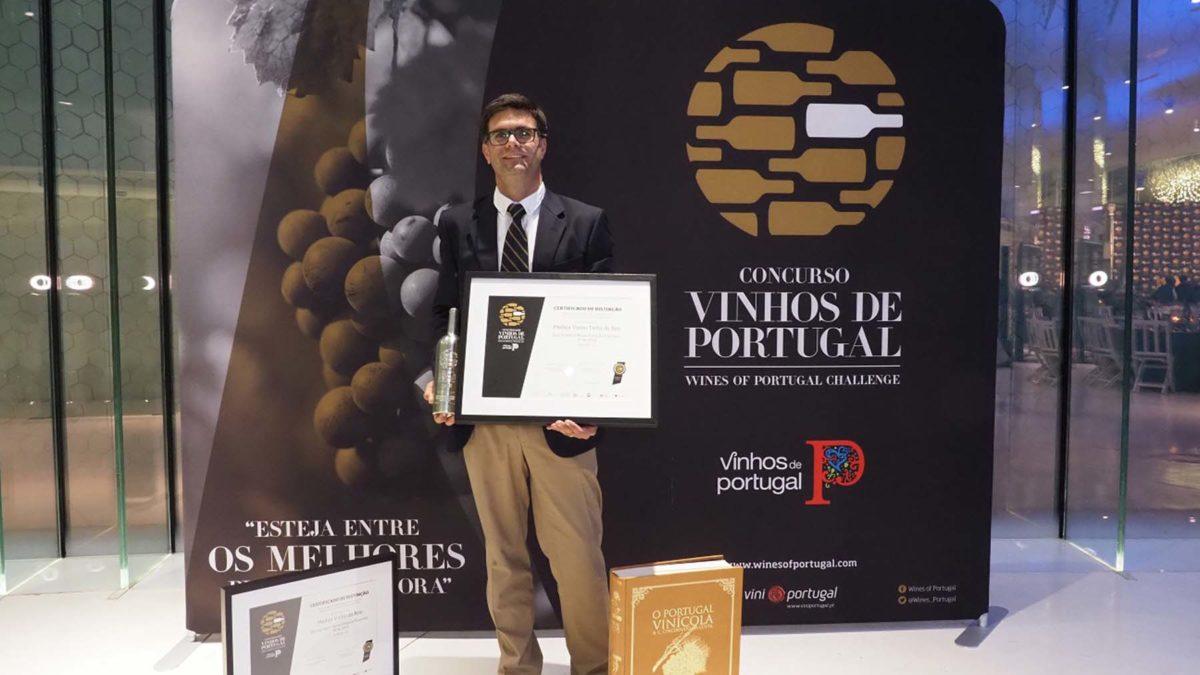 Os melhores do Concurso Vinhos de Portugal 2019