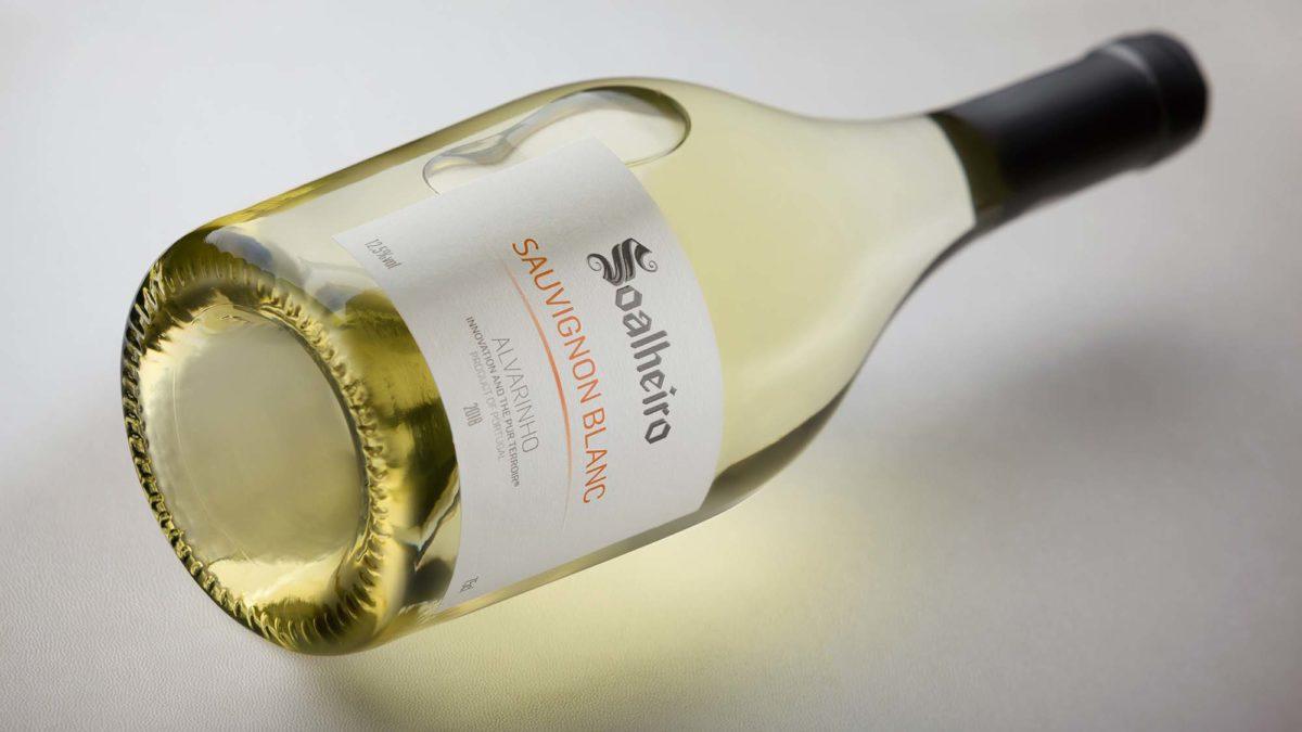 Soalheiro Sauvignon Blanc & Alvarinho