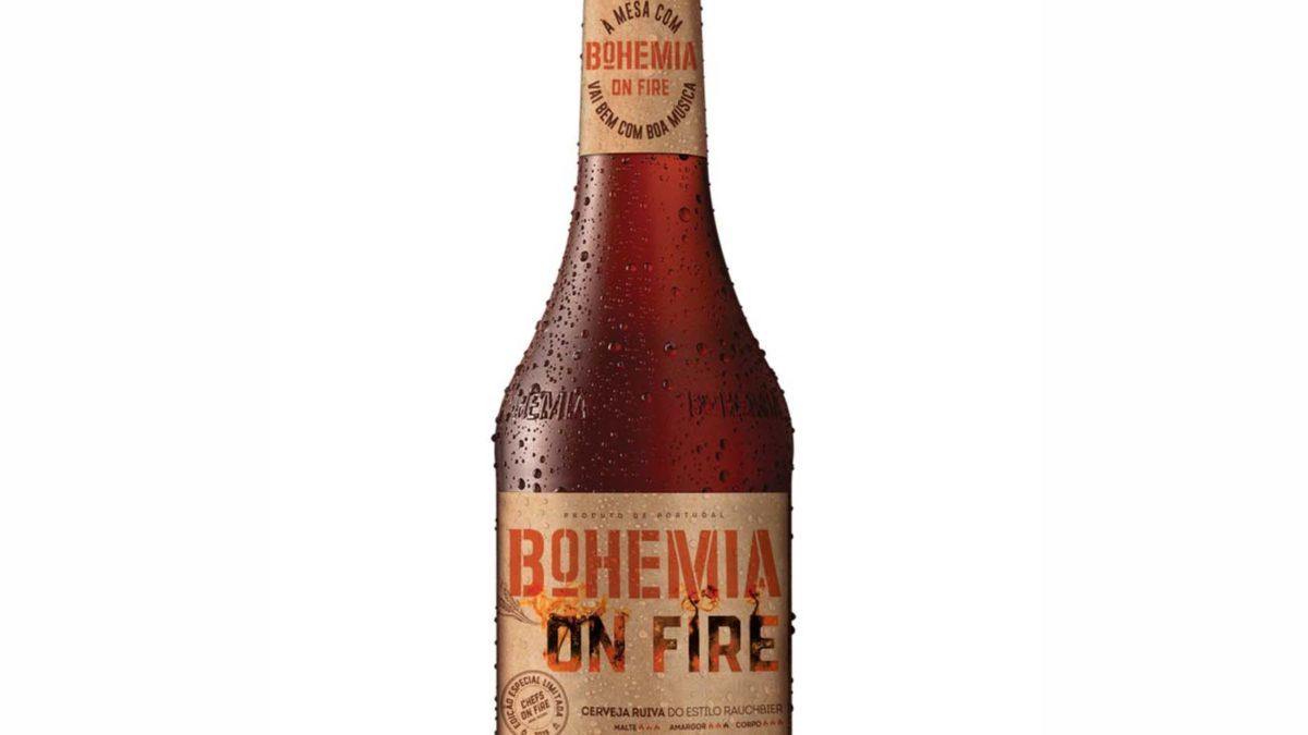 Bohemia com edição especial Chefs On Fire 2019