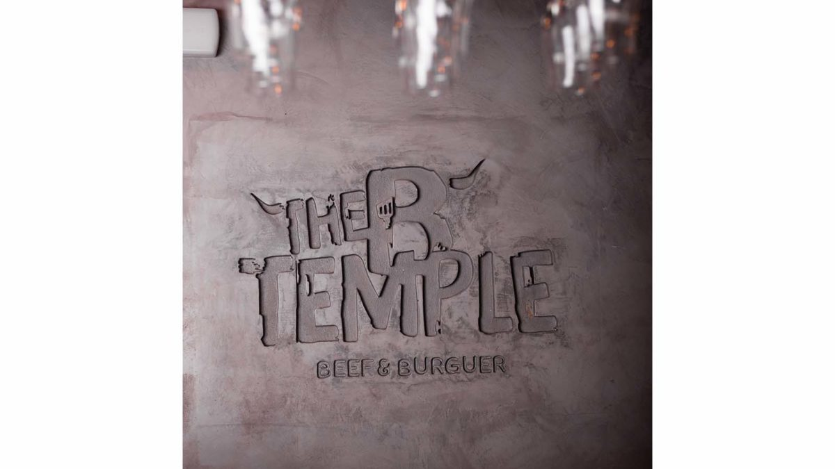 The B Temple