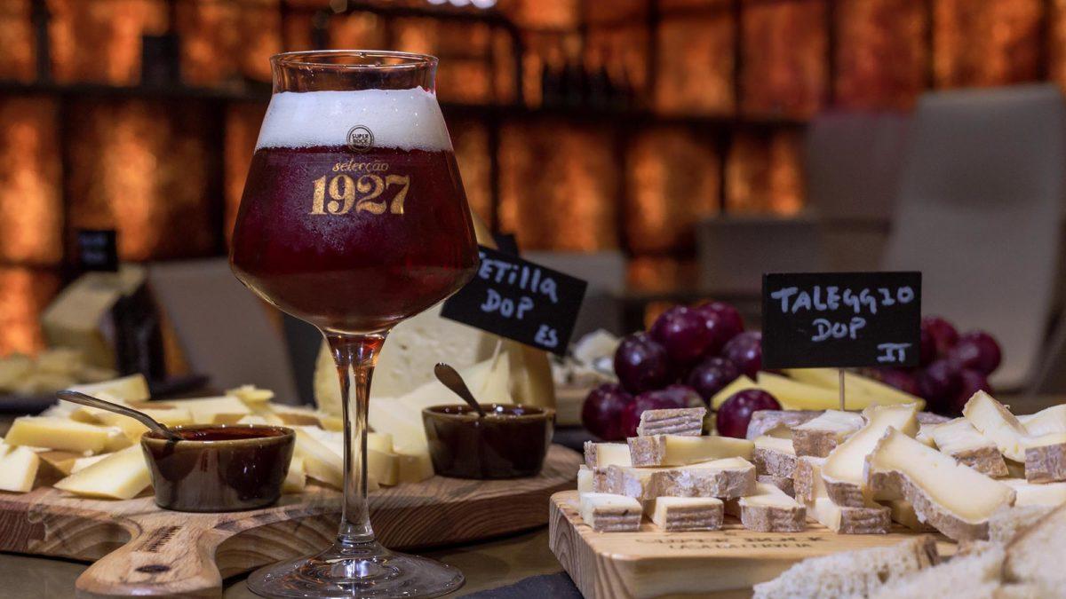 Super Bock harmoniza Cerveja & Queijos