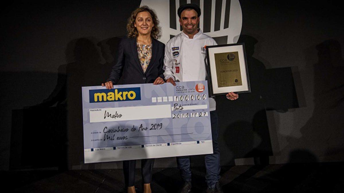 Ricardo Luz eleito Chef Cozinheiro do Ano