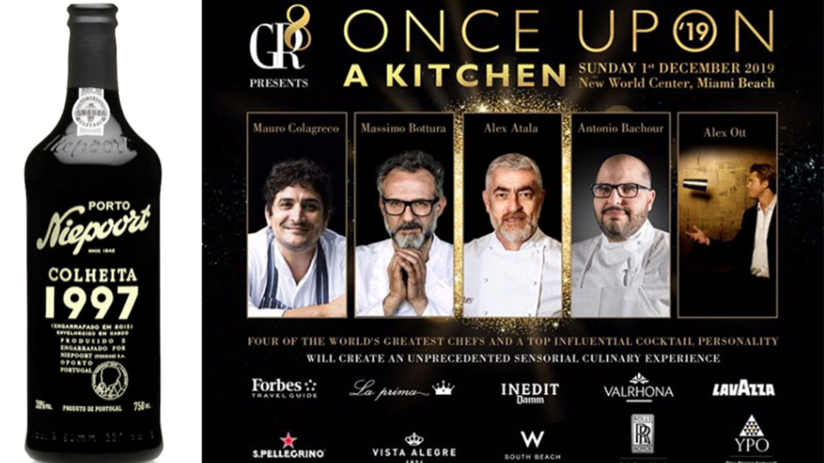 Once Upon a Kitchen