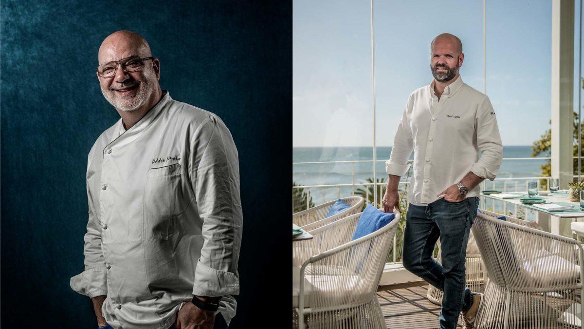 Dia os namorados com chefs Eddy Melo e Miguel Laffan