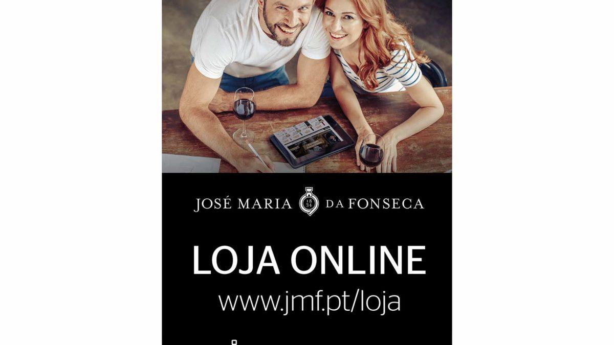Beba vinhos José Maria da Fonseca em casa