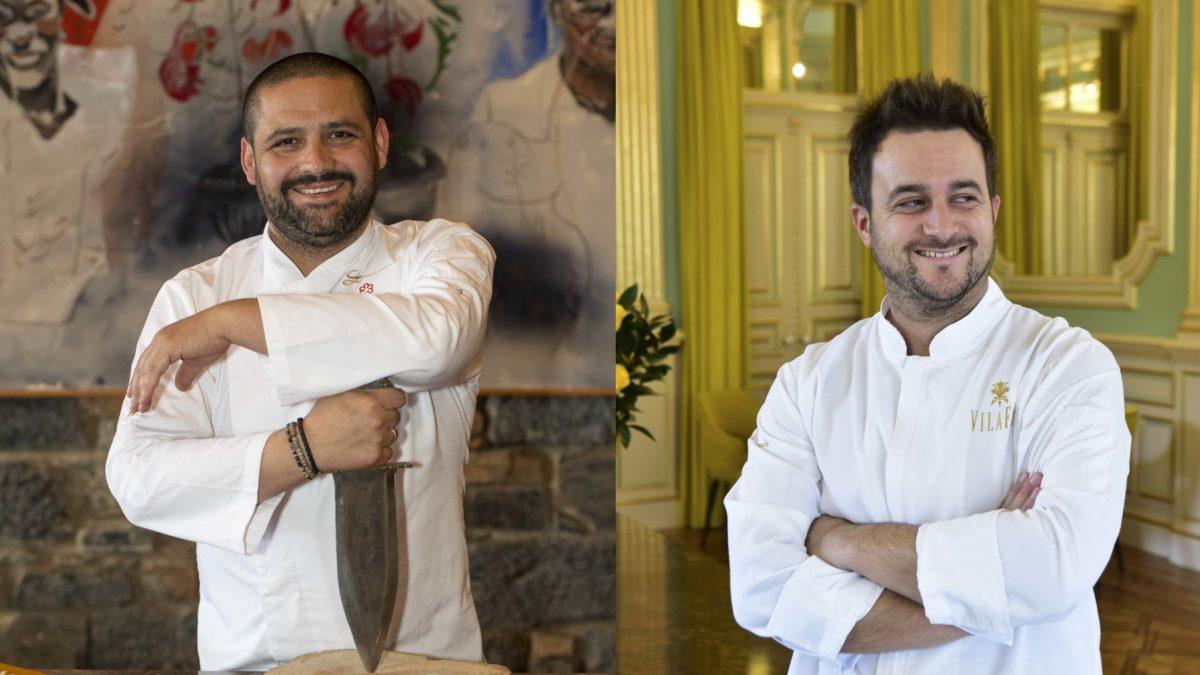 O Vila Foz Convida… O chef Óscar Geadas