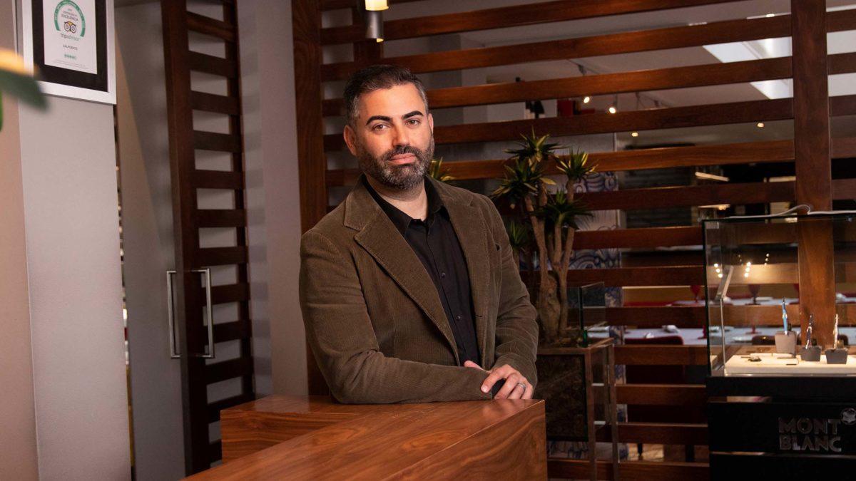 Ricardo Ramos novo diretor F&B Salpoente