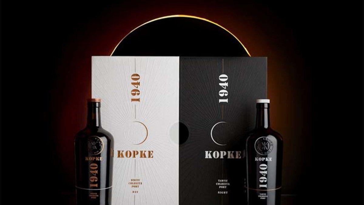 Kopke lança a edição especial Colheita 1940