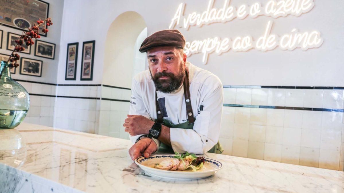 Aperta Restaurante do Chef Henrique Mouro